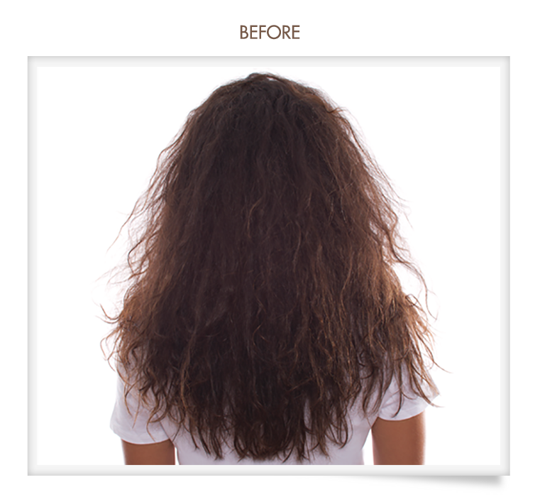 Before and After Photos | Brazilian Blowout Keratin Hair Smoothing